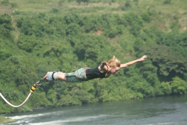 Source of the Nile Bungee Jumping stopped