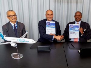 Uganda Airlines signs a memorandum of understanding for 2 A330-800neo airbuses and 4 Bombardier jets