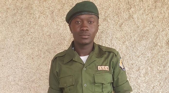 Virunga Ranger Freddy Mahamba Muliro Killed