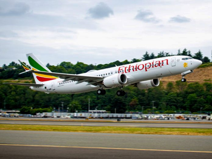 Ethiopian Airlines Crashes with 149 passengers and 8 crew members. All feared dead!