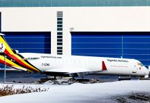 The first aircraft for the revived Uganda Airlines arrives in the first week of April, 2019