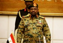 Sudan coup leader Ibn Auf steps down, hands over power to Abdel Fattah to head the transitional council