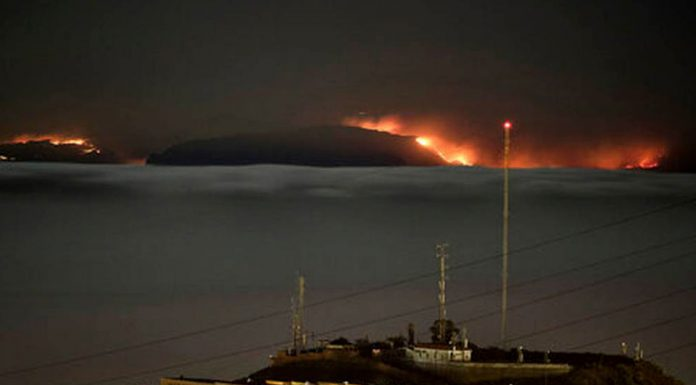 5000 Evicted as Canary Islands Wildfire Ranges
