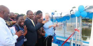 U.S Government Donates UGX 738m Watercraft to Kalangala