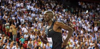 Uganda's Joshua Cheptegei has won gold in the men's 5000m in Zurich