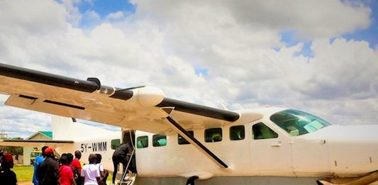 Movements made easy as South Sudanese airline launches passenger flights to Gulu
