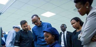 President Kagame launches first Smartphone factory in Rwanda