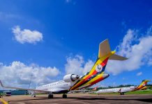 Uganda Airlines partners with the Uganda Tourism Board to do joint destination marketing